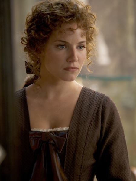 Sienna Miller dalam Casanova (2005)