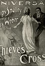 Two Thieves and a Cross Poster