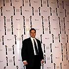 James Hergott at the Golden Satellite Awards