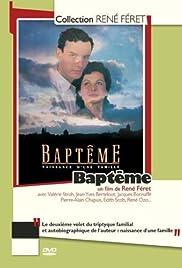 Baptême Poster