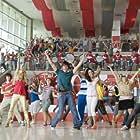 Sybil Azur, Corbin Bleu, Liz Imperio, Julie Nathanson, Olesya Rulin, Ashley Tisdale, Vanessa Hudgens, Zac Efron, Lucas Grabeel, and Johnny Ahn in High School Musical 2 (2007)