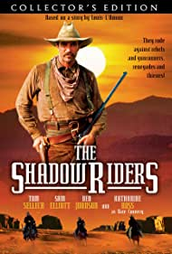 Tom Selleck in The Shadow Riders (1982)