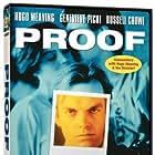 Russell Crowe, Geneviève Picot, and Hugo Weaving in Proof (1991)
