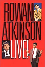 Rowan Atkinson: Not Just a Pretty Face (1992) Poster - TV Show Forum, Cast, Reviews