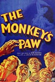 The Monkey's Paw Poster