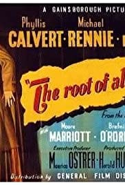 The Root of All Evil Poster