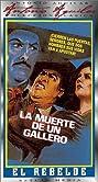 La muerte de un gallero (1977) Poster