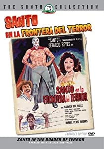 New movie sites to download Santo en la frontera del terror Mexico [480p]