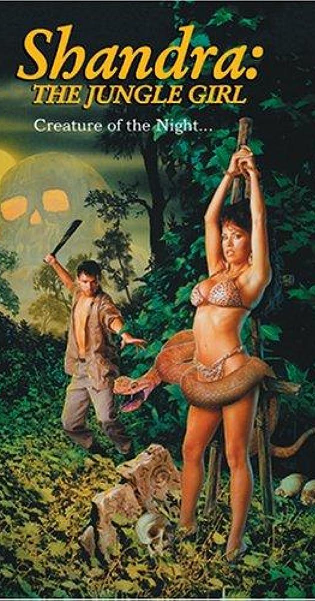 shandra the jungle girl 1999