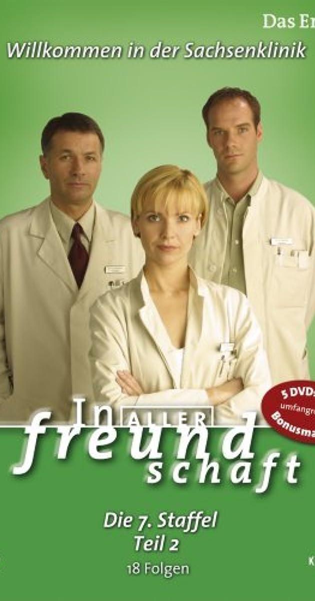 In Aller Freundschaft Tv Series 1998 Full Cast Crew Imdb