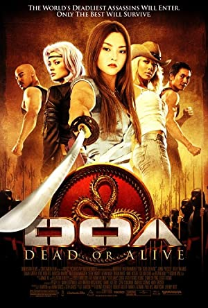 DOA: Dead or Alive Watch Online