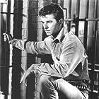 """Peter as Deputy Johnny McKay in the Warner Brothers series """"Lawman"""""""