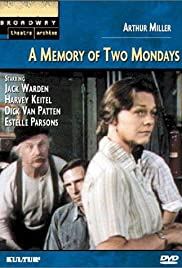 A Memory of Two Mondays Poster