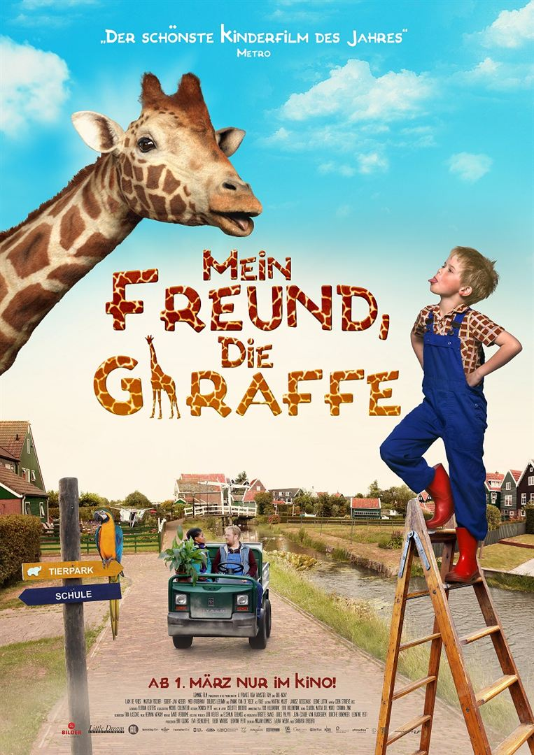 My Giraffe 2017 Hindi Dual Audio 270MB BluRay ESubs Download