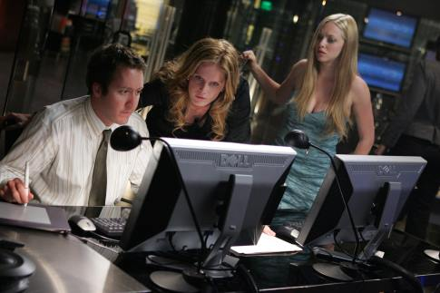 Amanda Seyfried, Rebecca Mader, and Zander Schaus in Justice (2006)