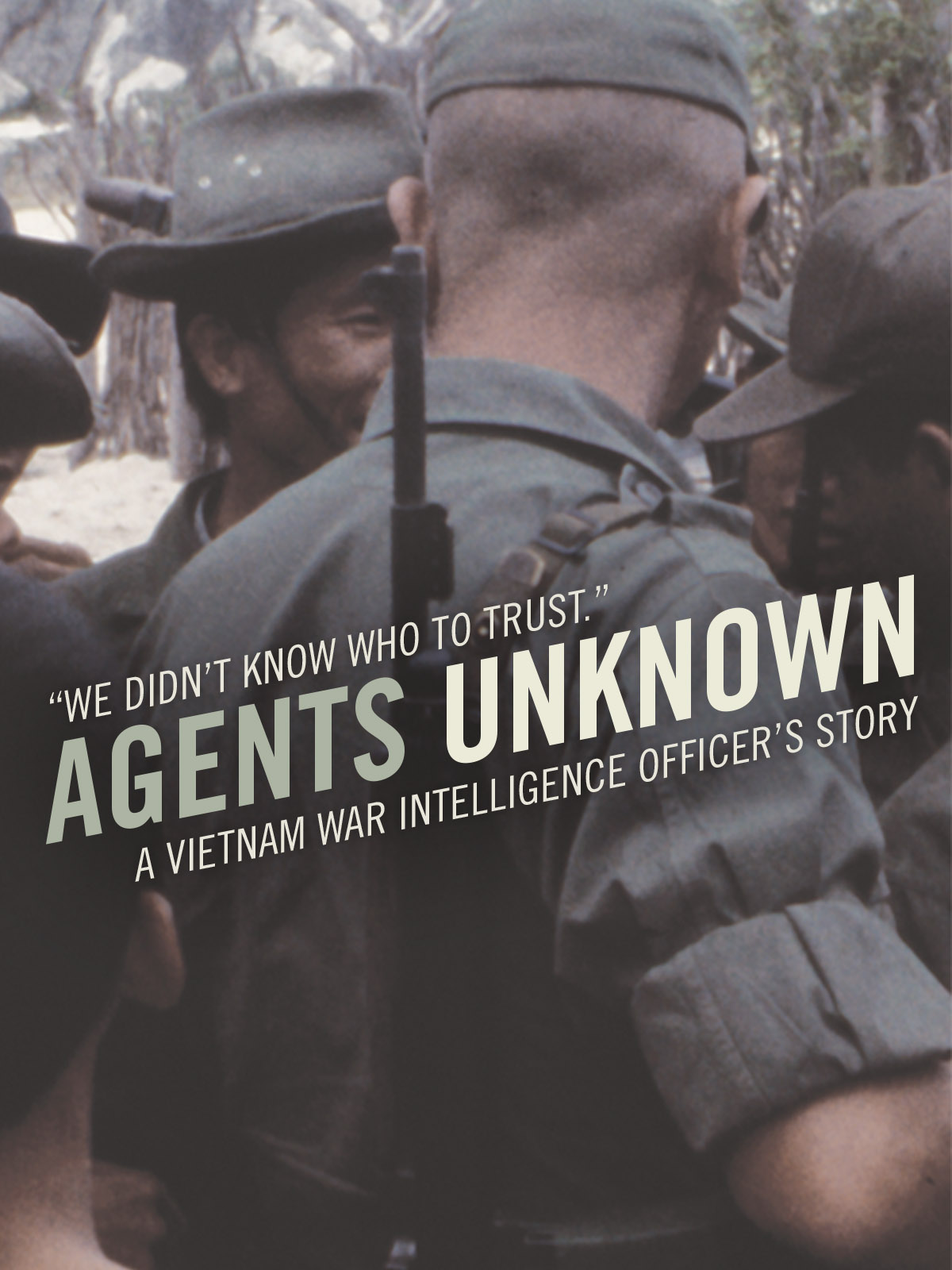 Agents Unknown (2019)