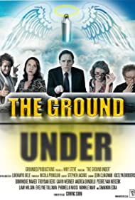 Jocelyn Broderick, Troydan Berg, Leon Clingman, Dominique Maher, and Gavin Werner in The Ground Under (2021)