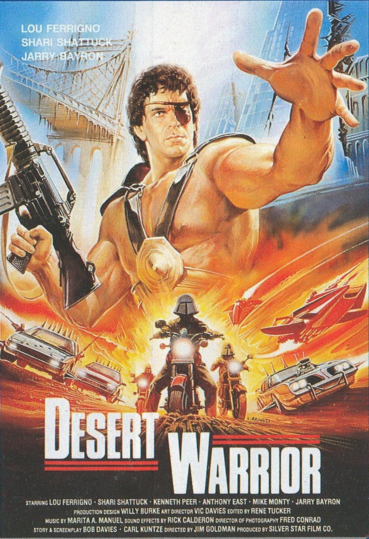 Desert Warrior ((1988))