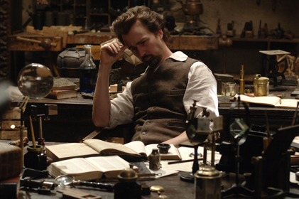 Edward Norton in The Illusionist (2006)