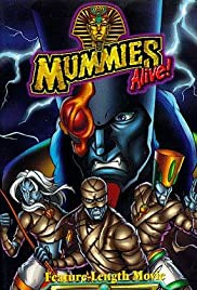 Mummies Alive! The Legend Begins Poster