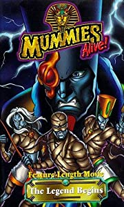 Mummies Alive! The Legend Begins 720p torrent