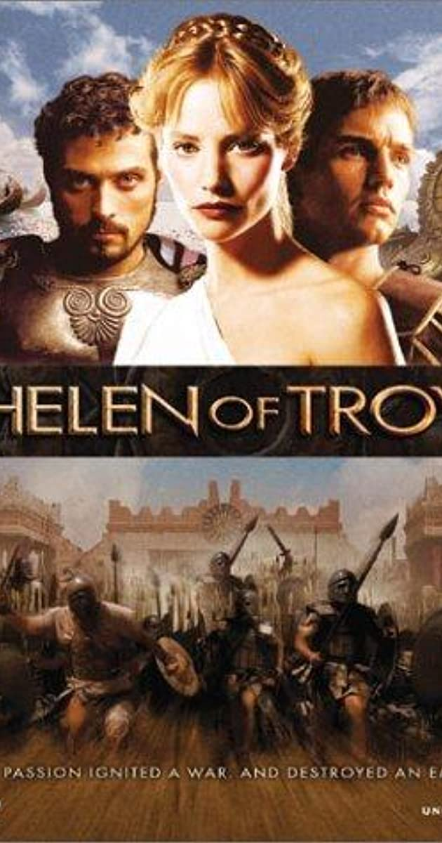 Helen Of Troy Tv Mini Series 2003 Imdb