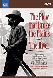 The Plow That Broke the Plains Poster