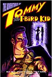 Tommy the T-Bird Kid USA