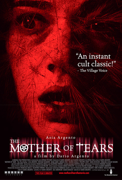 THE MOTHER OF TEARS (2007) online