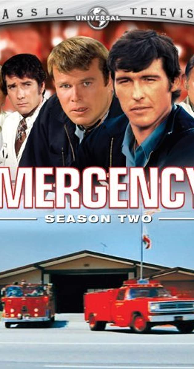 Emergency Tv Series 1972 1979 Full Cast Crew Imdb
