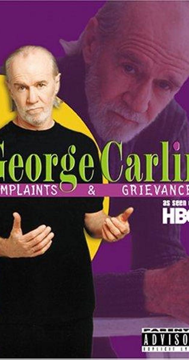 George carlin pussy farts