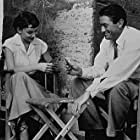 """9202-4 """"Roman Holiday"""" Audrey Hepburn and Gregory Peck"""
