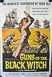 Guns of the Black Witch Poster