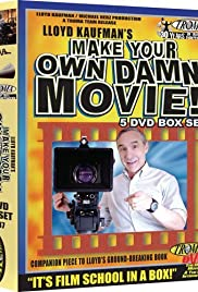 Make Your Own Damn Movie! Poster