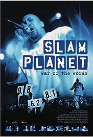 Slam Planet Poster