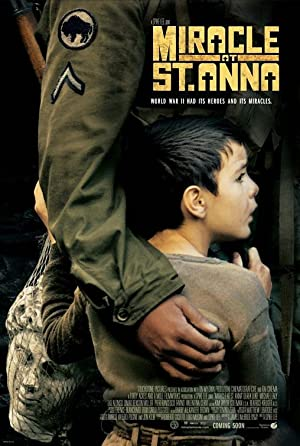Movie Miracle at St. Anna (2008)