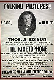 The Edison Kinetophone Poster