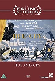 Hue and Cry (1947) Poster - Movie Forum, Cast, Reviews