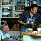 Joseph Bologna and Len Cariou in The Boynton Beach Bereavement Club (2005)