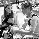 Anne Hathaway and Erik von Detten in The Princess Diaries (2001)