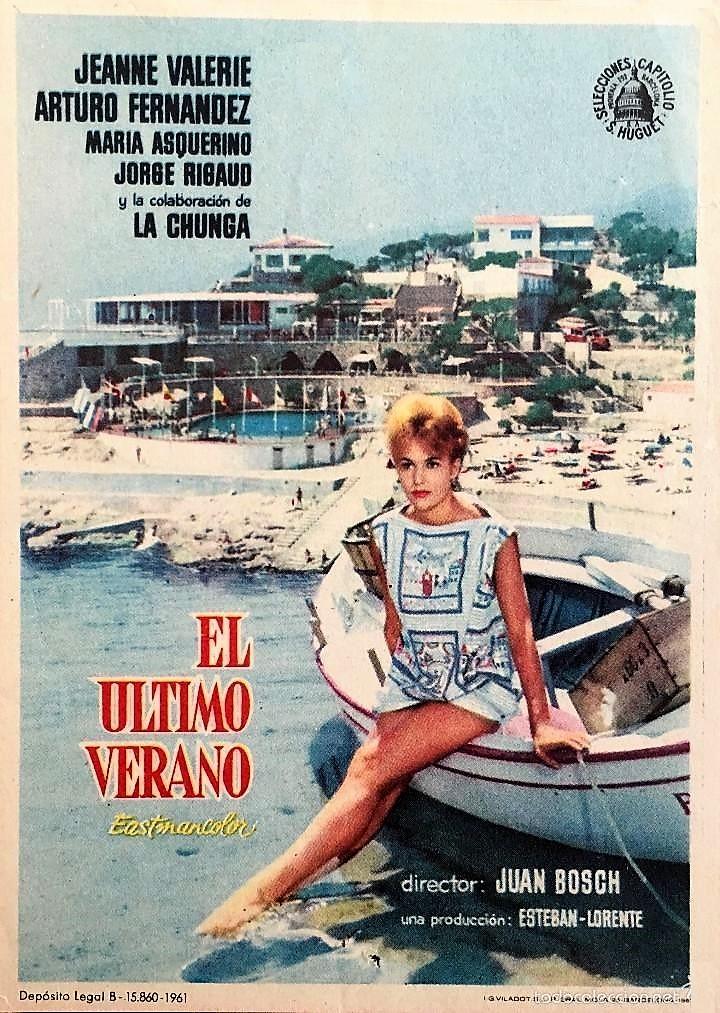 El último Verano 1962 Imdb