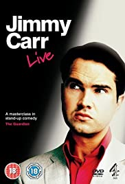 Jimmy Carr Live (2004) Poster - Movie Forum, Cast, Reviews