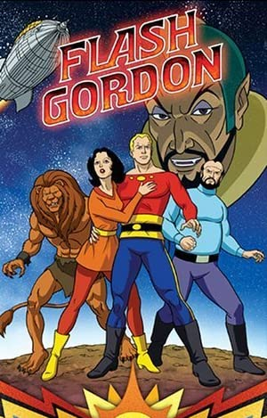 Flash Gordon Serie Completa Latino Por Mega