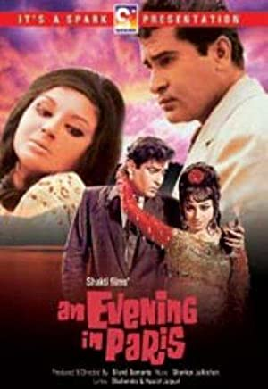 Shakti Samanta An Evening in Paris Movie