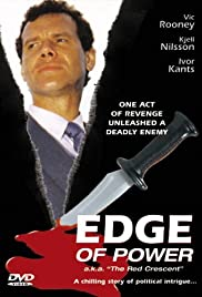 The Edge of Power Poster