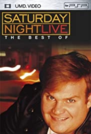 Saturday Night Live: The Best of Chris Farley Poster