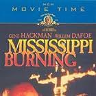 Willem Dafoe and Gene Hackman in Mississippi Burning (1988)