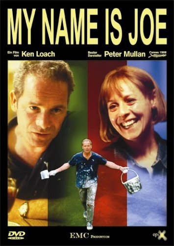 Louise Goodall and Peter Mullan in My Name Is Joe (1998)