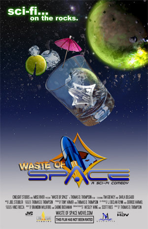 Sci-Fi Waste of Space Movie