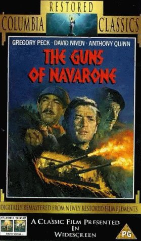 Guns Of Navarone Book